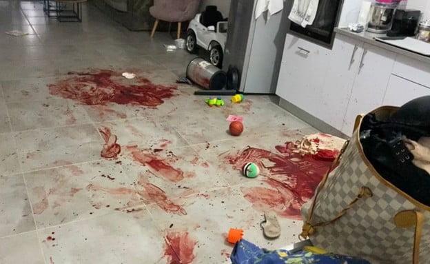 L'homme qui a tenté d'assassiner sa femme devant leur fils en Israël