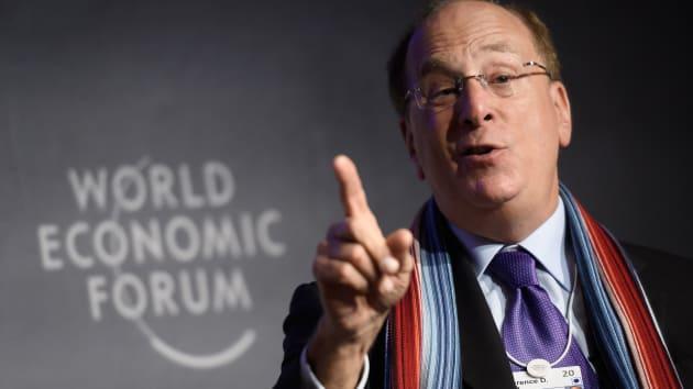 Larry Flink l'empereur de la finance
