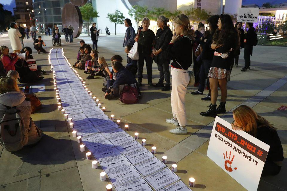 Deux meurtres dans la journée de femmes par leur conjoint en israel