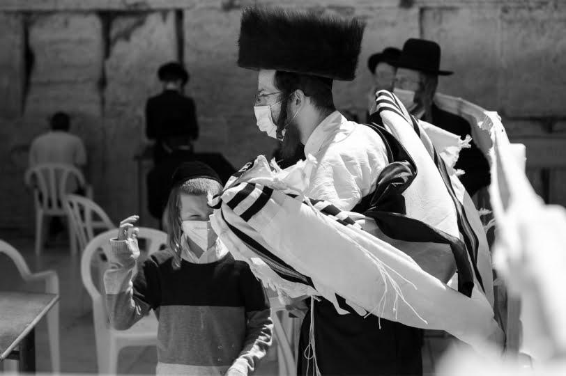 Artiste juif : Erez Ben Simon photographe de Jerusalem sous Covid