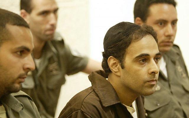 Yigal Amir le prisonnier le plus puissant mentalement de la prison d'israel