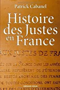 Livre juif : Histoire des Justes de France