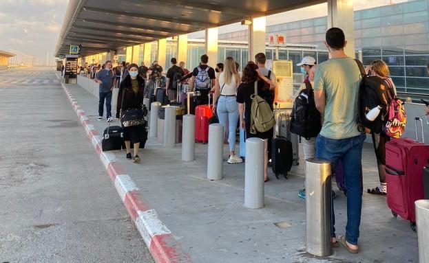Israël: l'aéroport Ben Gurion ouvrira demain à minuit