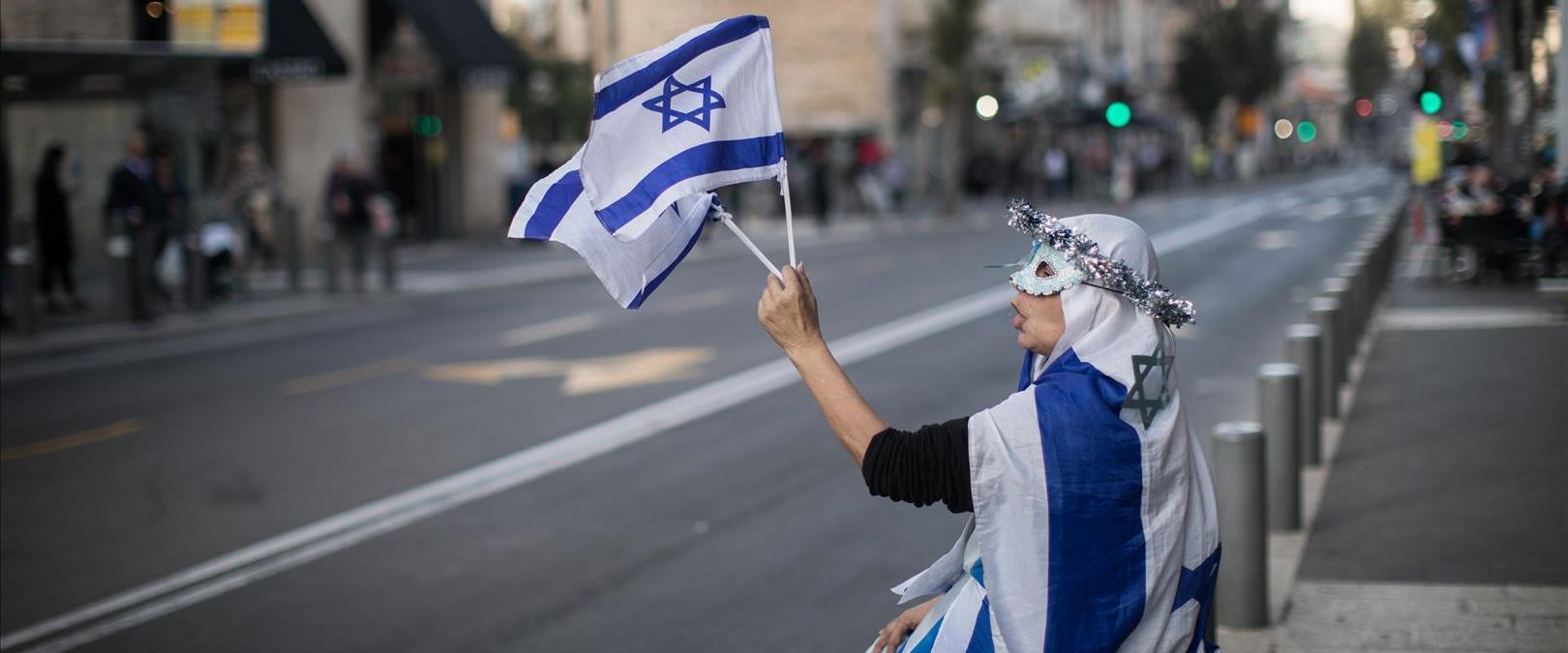 Les Israéliens perdent leur identité nationale