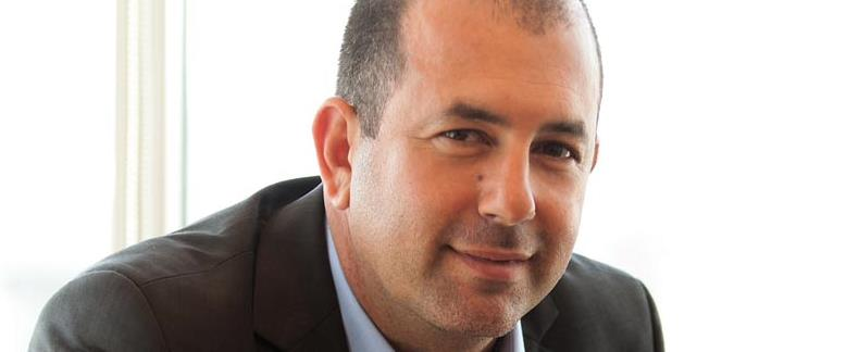L'homme d'affaires israélien Amir Bramley