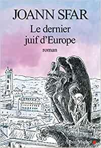 Le dernier juif d'Europe livre juif