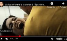 La violence faite aux femmes vidéo de Magen David Adam