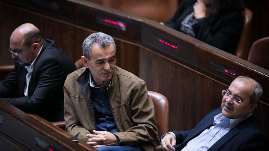 Appel à la révolte des Arabes israéliens lancé par un ancien député arabe