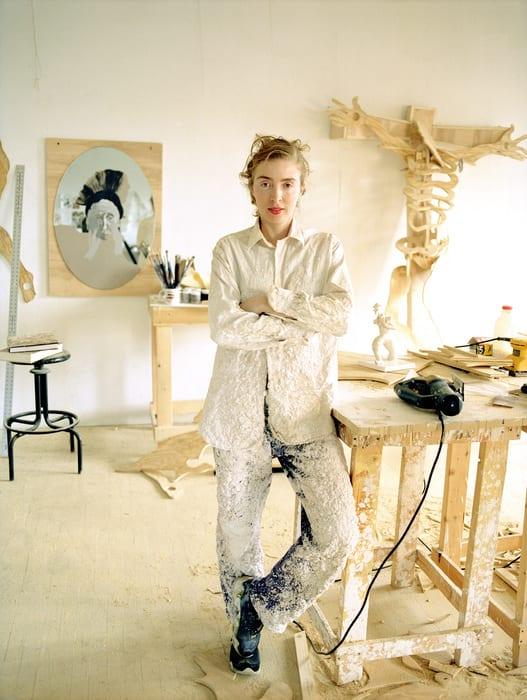 "Rachel Feinstein, ""Maiden, Mother, Crone"", exposition réalisée par Kelly Taxter, Barnett and Annalee Newman, The Jewish Museum, New York, décembre 2020 - janvier 2021."