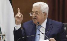 Israël: l'incroyable double effet de Joe Biden sur Abu Mazen