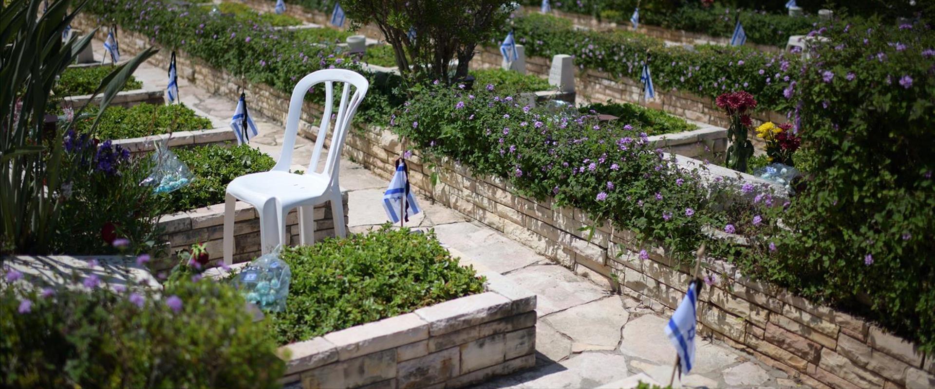 Fin de la séparation entre Juifs et non-juifs dans les cimetières militaires en Israël