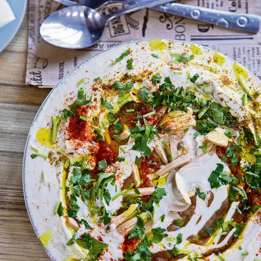 Cuisine du monde à Bat Yam en Israël