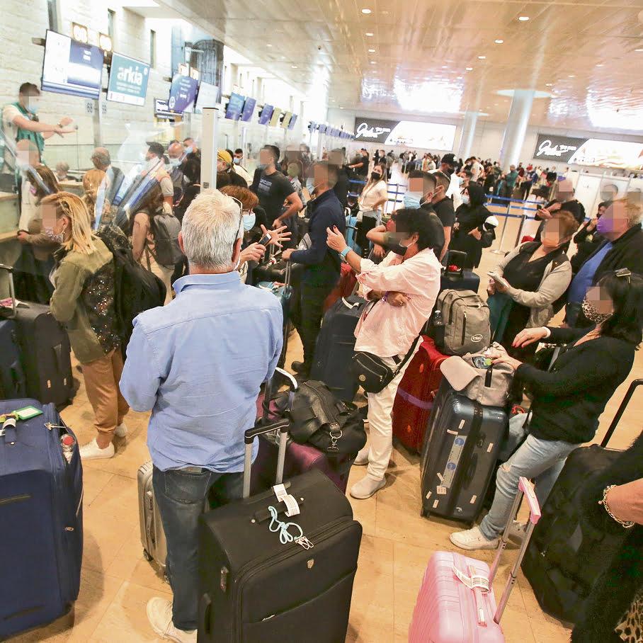Les touristes vaccinés entreront librement en Israël d'ici début novembre