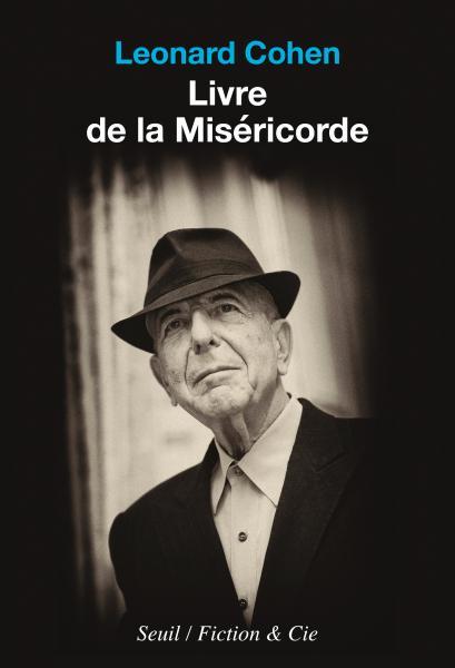 Livre juif : Livre de la Miséricorde de Leonard Cohen