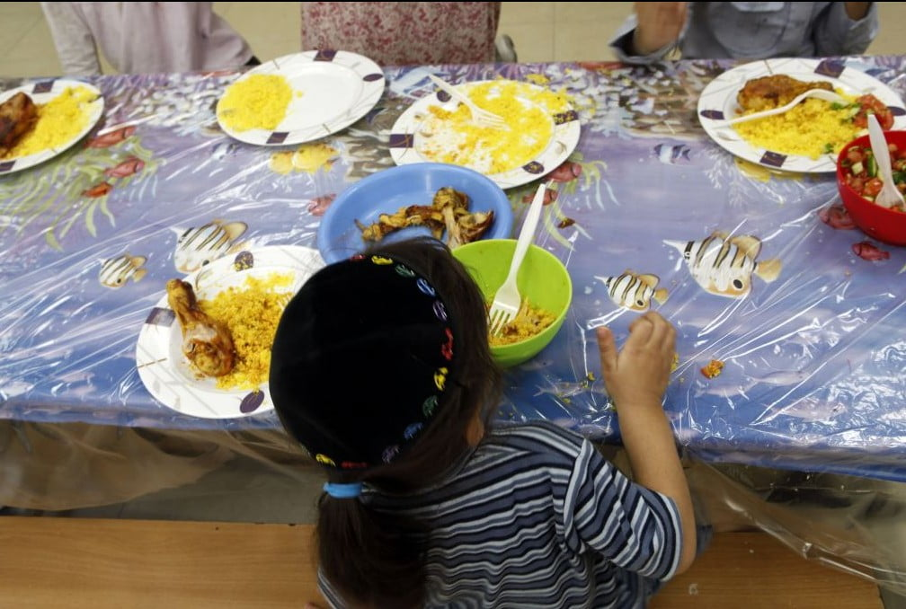 Enquête sur l'alimentation de nos enfants en Israël depuis la pandémie