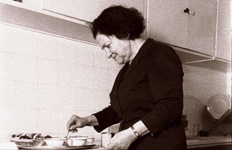 Le mixeur de la première dame d'Israël, Paula Ben-Gourion