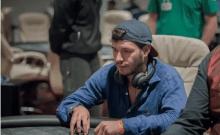Tal Herzog à la table de poker (crédit photo: courtoisie)