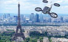 Les taxis volants feront leur premier vol d'essai en juin ! Aéroports de Paris et la RATP ont sélectionné ce lundi les 30 partenaires qui contribueront à la première expérimentation de taxis volants en Ile-de-France, à Pontoise (Val-d'Oise), en juin 2021.