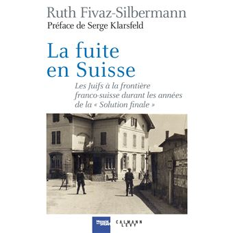 Livre juif : La fuite en Suisse