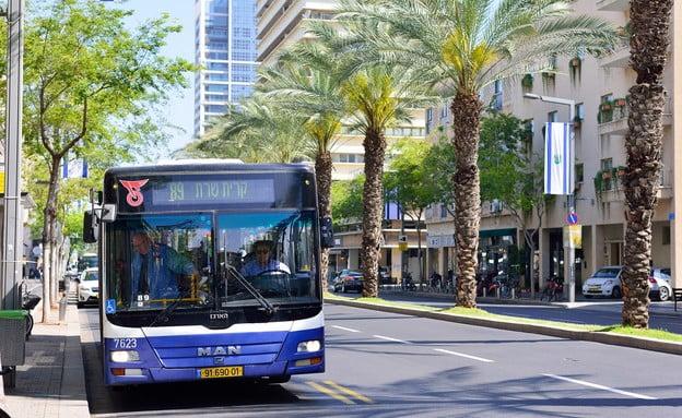 En Israël : les passagers des bus Dan réclament 1 milliard de shekels