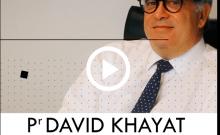 Livre juif : L'incroyable plaidoyer du Pr. David Khayat