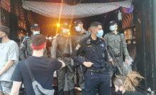 Pourim en Israël: un policier pris en flagrant délit par ses collègues