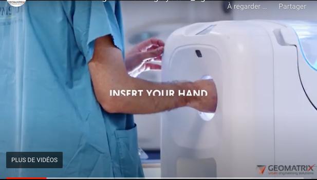 Les distributeurs d'EPI automatisés réduisent les germes en distribuant de façon optimales des gants et des blouses pour le personnel médical entre autres.
