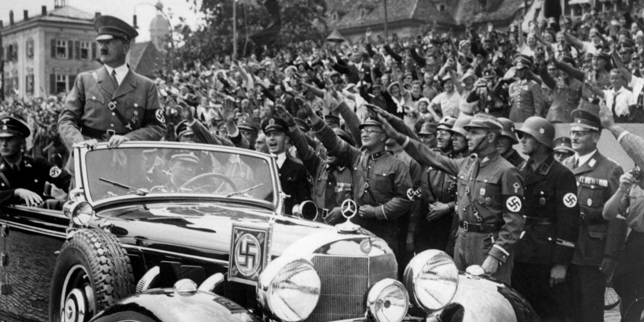 Avènement du Régime nazi: soutien des Allemands, empathie des Occidentaux
