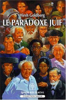 Livre juif : Le paradoxe juif de Hirsh Goldberg