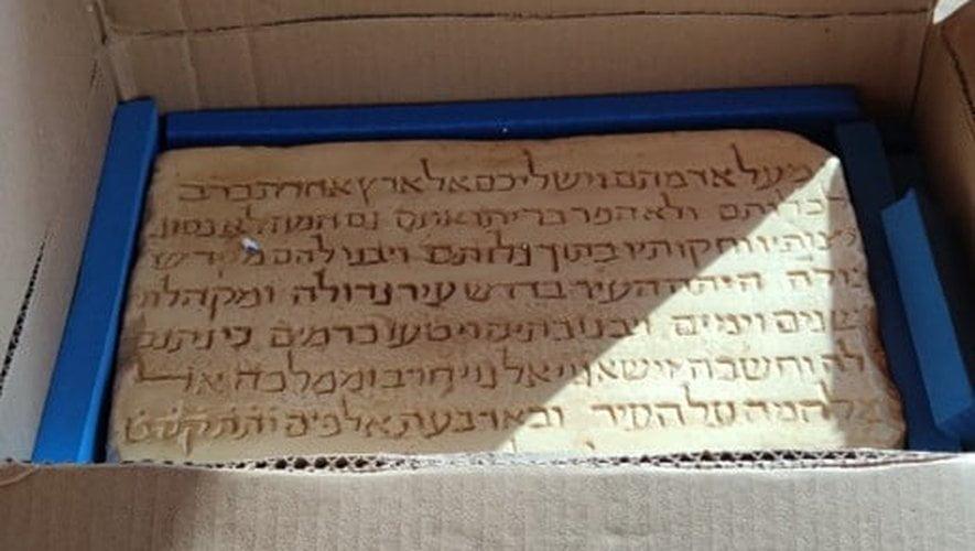 La mémoire des pierres juives à Béziers