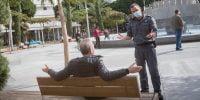 Un Israélien a reçu le nombre record de 133 amendes pour non port du masque