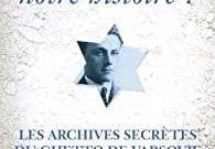 Livre juif : Qui écrira notre histoire ?