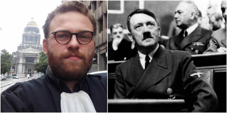 Et si Hitler était jugé : Voilà comment j'aurais défendu Hitler mémoire de l'avocat du diable