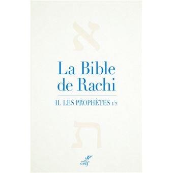 Livre juif : La Bible de Rachi