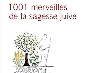Livre juif : 1001 merveilles de la sagesse juive