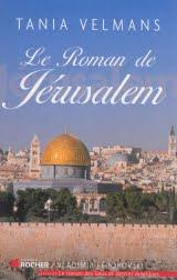 Livre juif : Le roman de Jérusalem