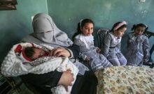 Les bébés-éprouvette des terroristes palestiniens détenus en Israël