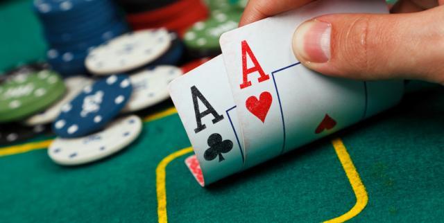 Toute la vie d'israel est un coup de poker