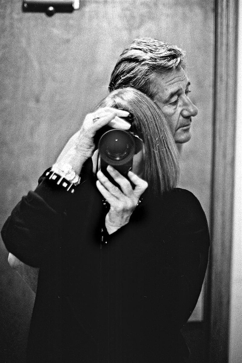 June Newton l'épouse du photographeHelmut Newton, tire sa révérence