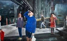 Artiste juif : Markus Muntean et Adi Rosenblum, agitateurs impénitents
