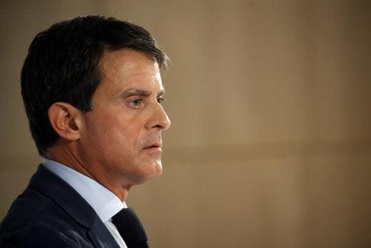 On reçoit des pierres et on nous traite de sales juifs : Manuel Valls