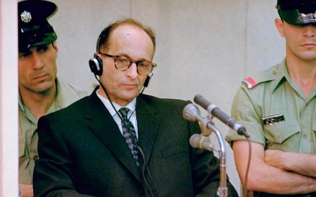 Le procès de Adolf Eichmann en Israël en 1961 - vidéo-