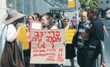 Le tribunal rabbinique lui conseille de retourner avec son mari condamné au pénal