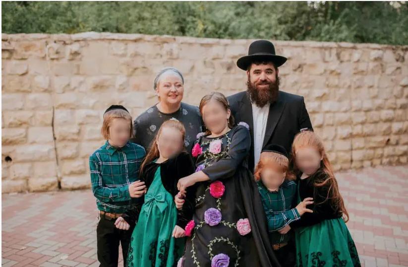 Choc à Jérusalem : Une famille missionnaire chrétienne se fait passer pour une famille ultra-orthodoxe