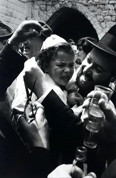 Lag B'omer, Israël , 1967, épreuve à la gélatine argentique, 14 x 9 1/4 in. (35,6 x 23,5 cm)