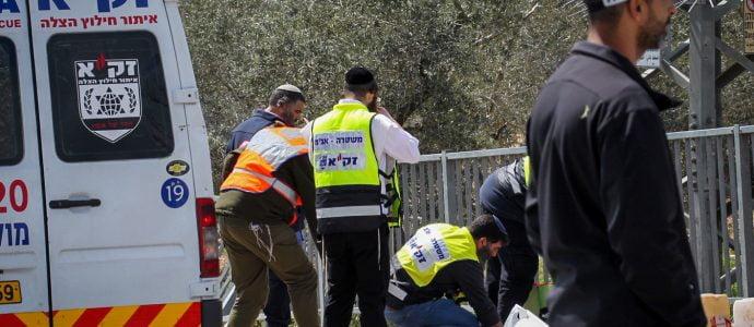 Reuters ignore la légitime défense des Israéliens face à des terroristes