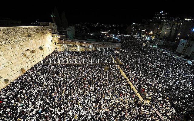 54% des Israéliens croient en Dieu contre 46% chez nos amis Italiens