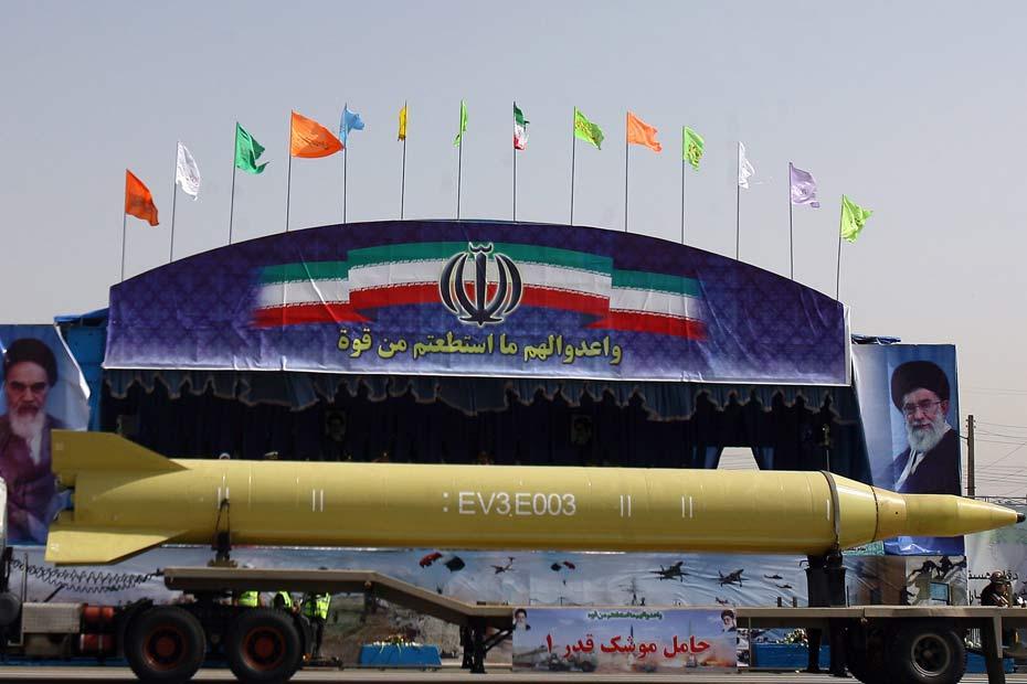 L'économie de l'Iran frôle l'effondrement mais pas sa menace nucléaire