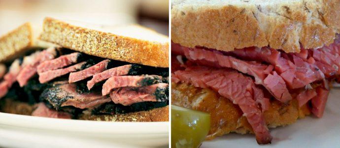 le corned beef est bien une recette juive