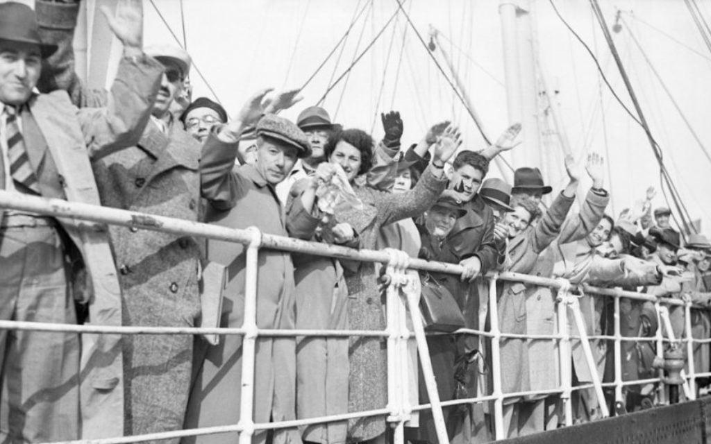 1938-1944-Quotas américains : rien pour les réfugiés juifs